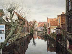 Northern Venice Brugge